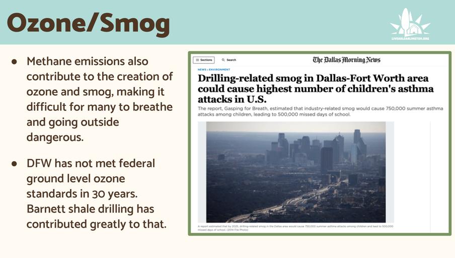 Ozone/Smog