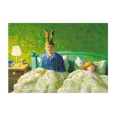 ウサギの願望