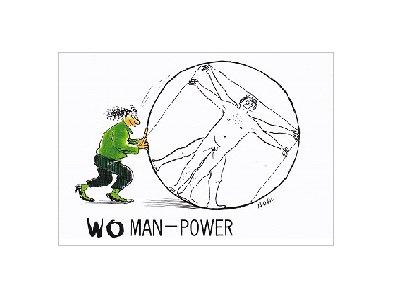 ウーマンパワー