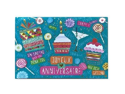 お誕生日カード20