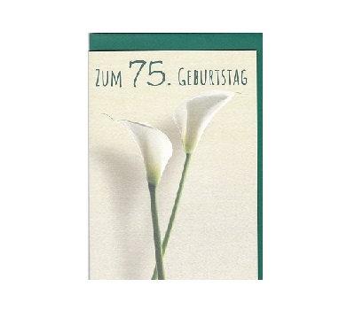 75  BIRTHDAY