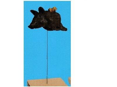 空飛ぶ豚(黒)