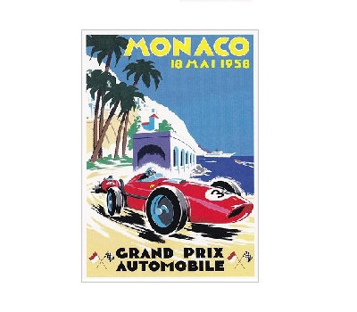 Monaco 1958