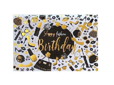 お誕生日カード14