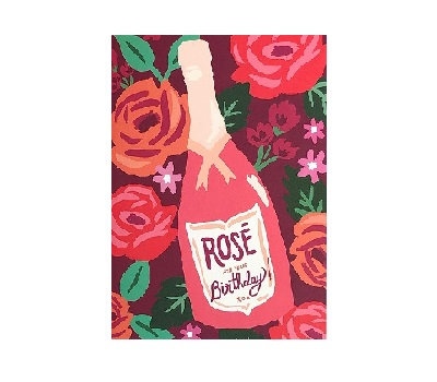 ROSE FOR YOUR BIRTHDAY