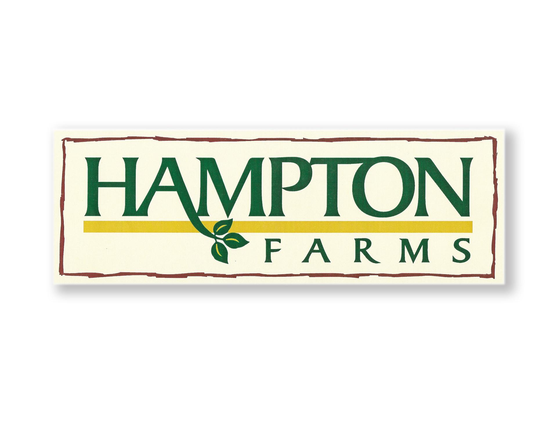 Hampton Farms Logo