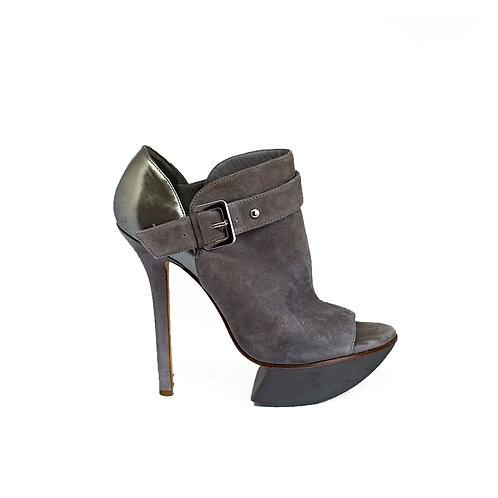 CAMILLA SKOVGAARD Peep-toe Heels, Size 37 EU