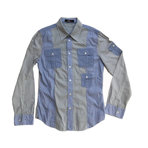 ICE B (Iceberg) Shirt, Size 46-48 IT