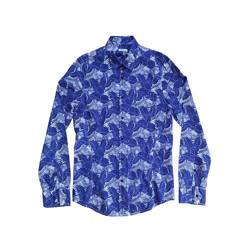 BIKKEMBERGS Shirt, Size M