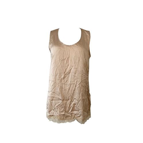 FALCONERI silk Top, Size M