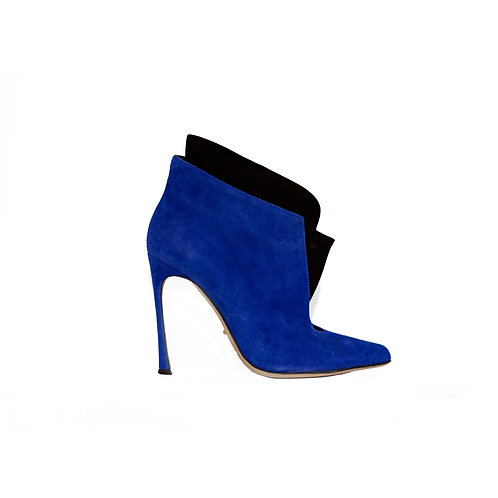 SERGIO ROSSI BOOTIES Size 37.5