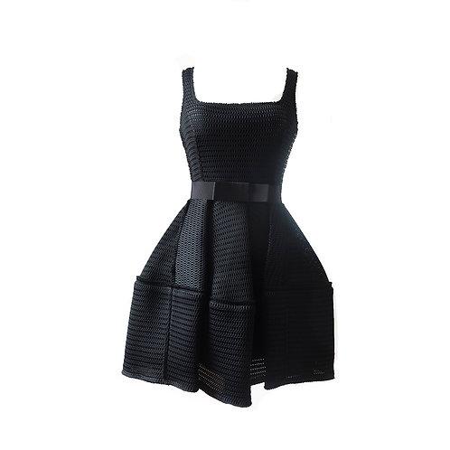 LANVIN Dress, Size 34 FR (UK 6)