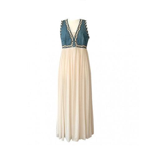MANOUSH long Dress, Size 10UK