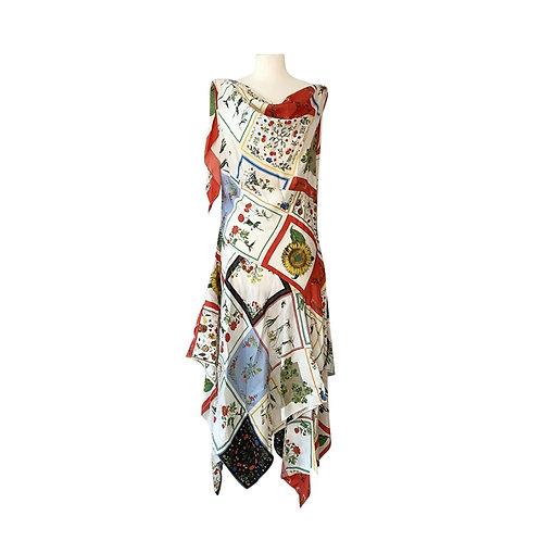 MONSE Silk Dress, Size 8US