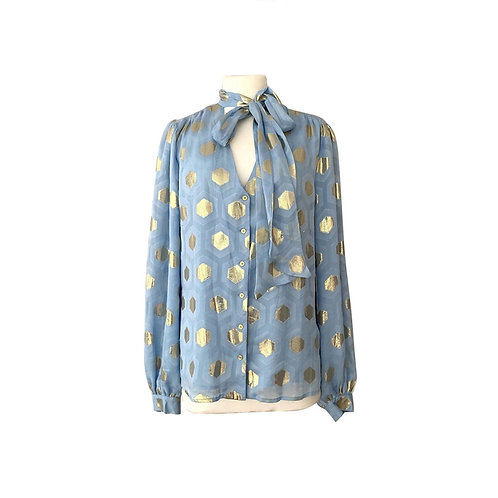 SOMERSET by ALICE TEMPERLEY Blouse, Size 12UK