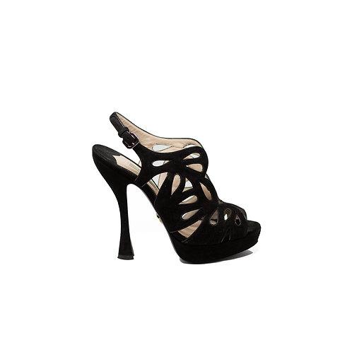 PRADA Sandals, Size 37.5 EU