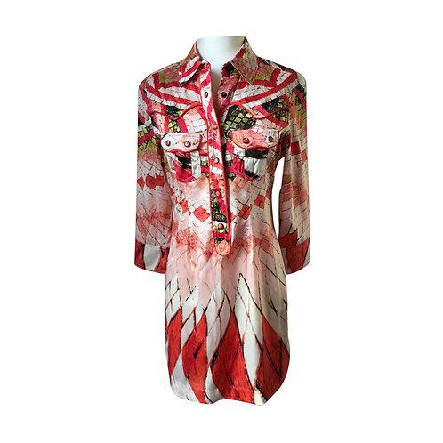 ROBERTO CAVALLI Dress Size S
