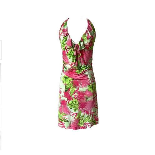 VERSACE Mini Dress, Size 42 IT