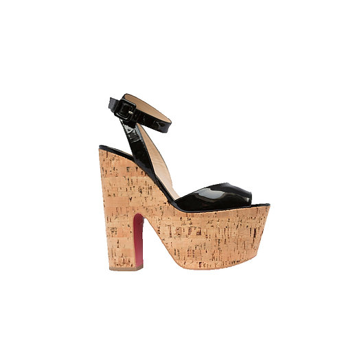 CHRISTIAN LOUBOUTIN Sandals Size 38