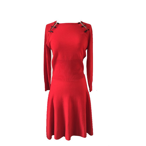 MCQ Wool Dress Size 44 IT