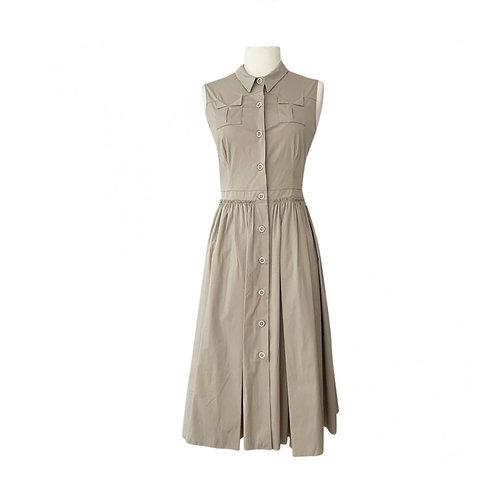 PRADA cotton Dress, Size 38IT