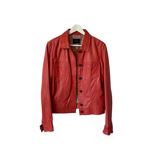 GESTUZ leather Jacket, Size M