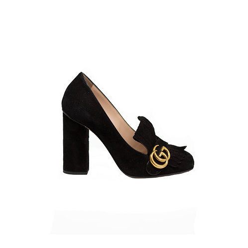 Gucci Marmont Heels. Size 37.5