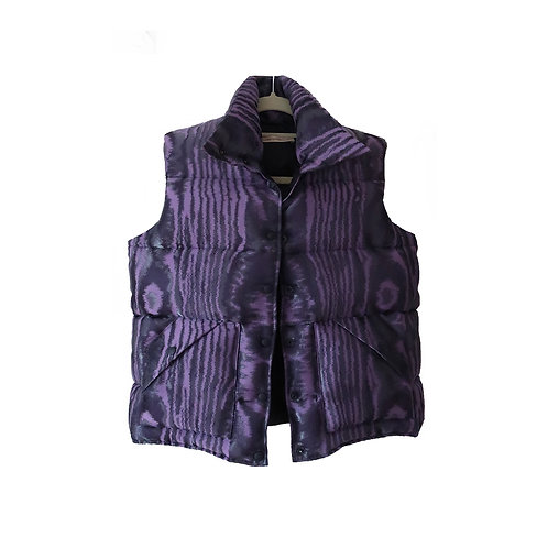 CHRISTOPHER KANE Quilted Gilet, Size 8 UK