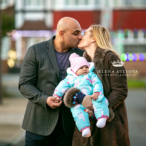 Anjelica & Family