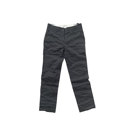 PRADA cotton metallic Trousers, Size 38IT