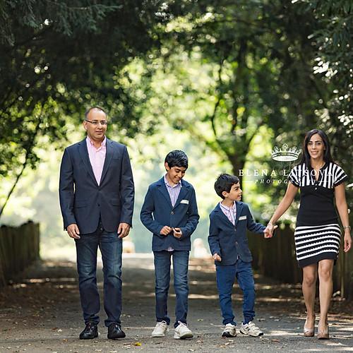 Sonia & Family