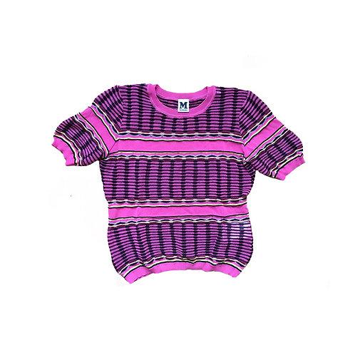 MISSONI TOP, Size 40 IT | 8 UK