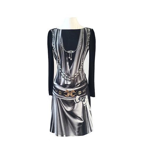 CLASS ROBERTO CAVALLI Dress, Size 40 IT (8 UK)