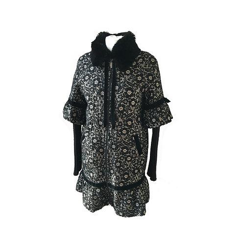 MISS BLUMARINE Coat, Size 12 years