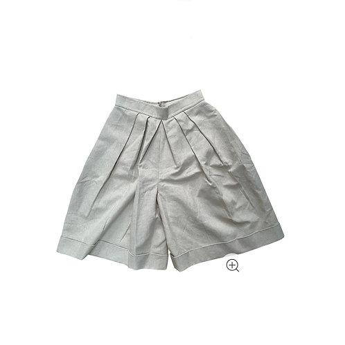 DELPOZO  Canvas Shorts Size 42FR (fit 12UK)
