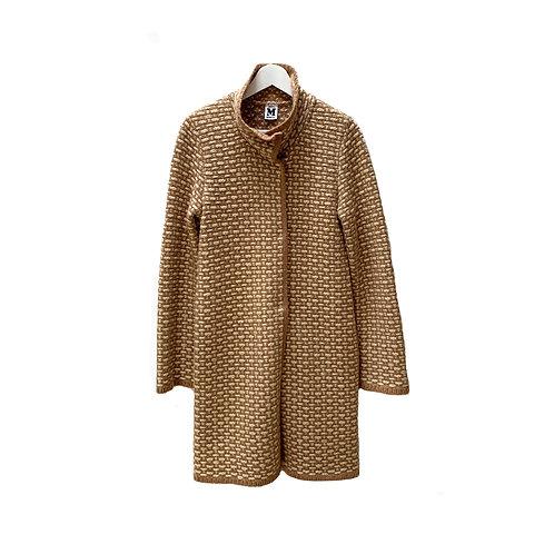 M Missoni Wool Cardi Coat, Size 6-8 UK