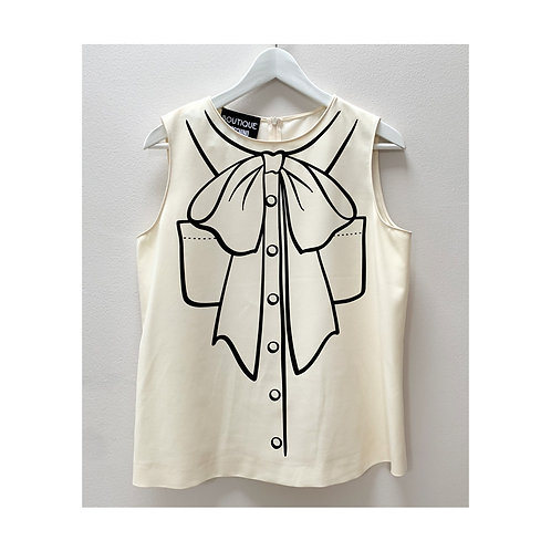 BOUTIQUE MOSCHINO Top, Size 12UK