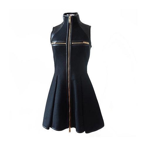 MCQ Sleeveless Dress, Size 40 IT