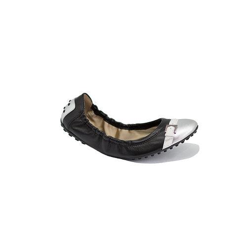 TOD'S Ballet Flats, Size 37.5 EU