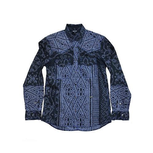 JUST CAVALLI Shirt, Size 48 IT