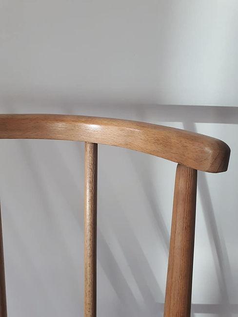 14 Paire de fauteuils Eventail Marrimeko