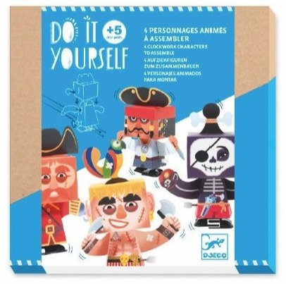 Do it yourself - Personnages