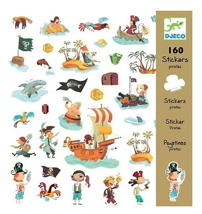 Stickers Pirates