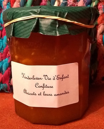 Confiture Abricots/Amandes