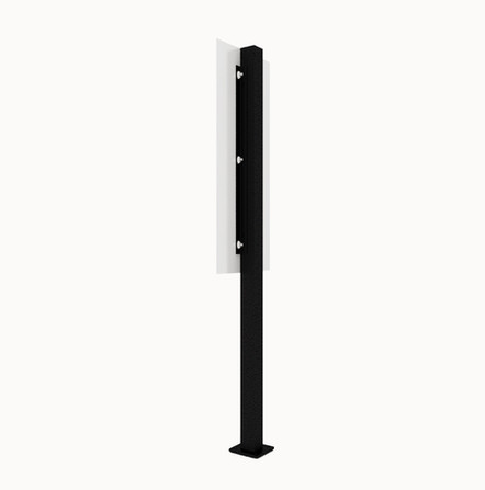Vertical Post Mounting System
