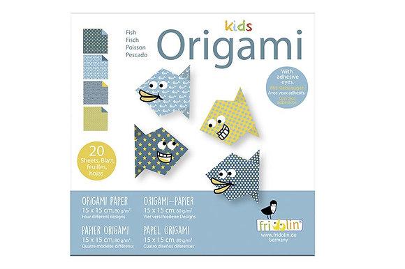 Origami Poisson