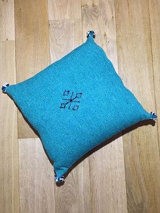 Coussins en laine de chameau