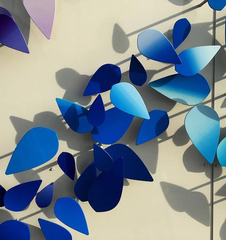 ALTO ™ Powder Coated Graphics custom shapes panels