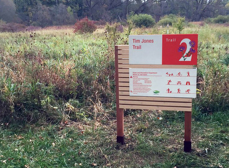 Project Profile: Town of Aurora Wayfinding Signage