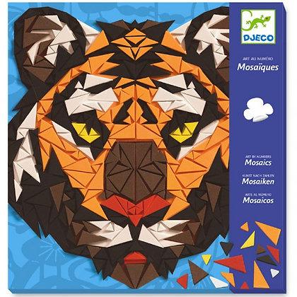Mosaïque Tigre
